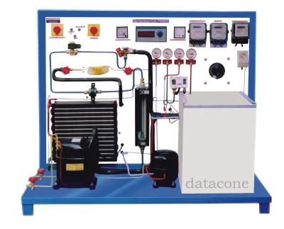Cascade Refrigeration Cycle Test Rig Manufacturer Sangli